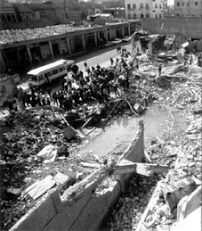 Bomba en Bagdad