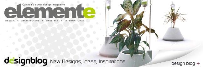 elemente design blog