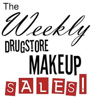 Weekly Drugstore Makeup Sales!