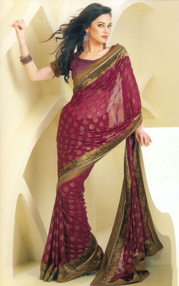 New Life Style: new model sarees