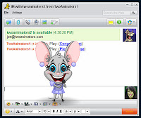 Upgrade tampilan Yahoo Messenger! dengan download SweetIM gratis