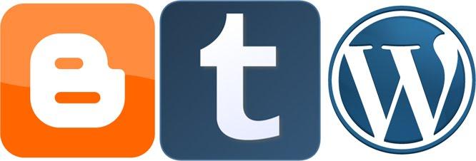 blogger, wordpress, tumblr, best platform, platform, blogging, retail, social media, business