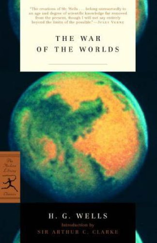 the war of the worlds book. The War of the Worlds- H.G.