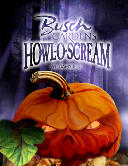 Howl O Scream 2010 Invades Busch Gardens Williamsburg