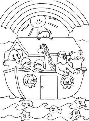 SaRiTa amp EsTeLiTa A arca de No