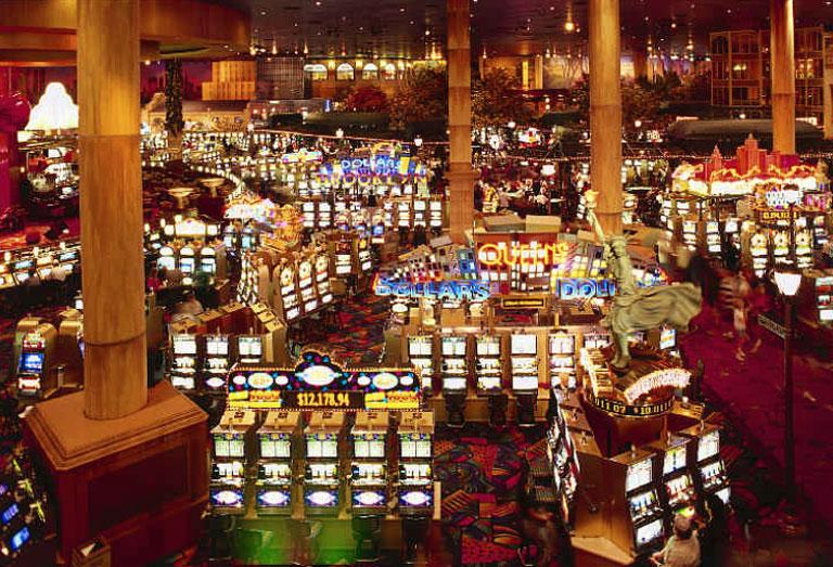 Bellagio slot jackpots