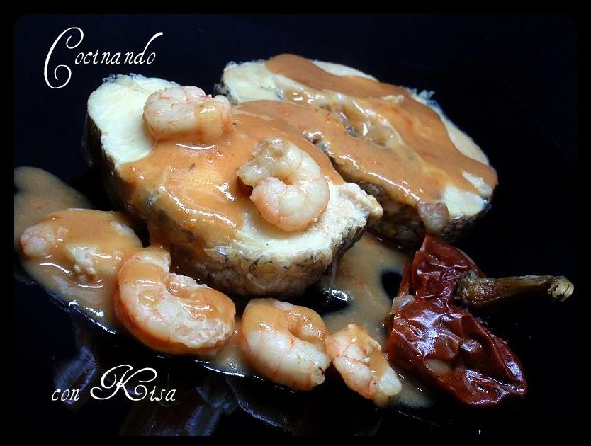 cocinando con kisa merluza con oras fussioncook