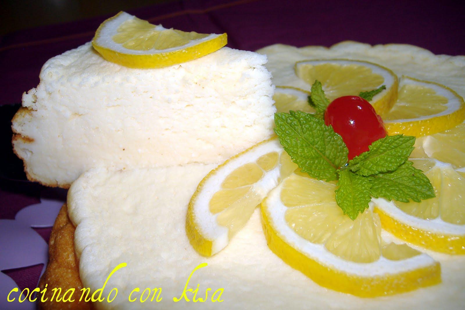 Cocinando con kisa tarta de queso al limon fussioncook for Cocinando con kisa