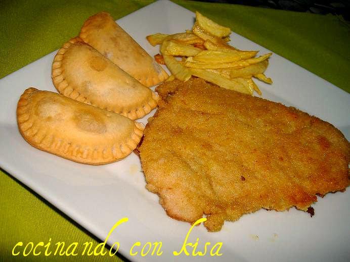 Cocinando con kisa san jacobo sevillano fussioncook for Cocinando con kisa