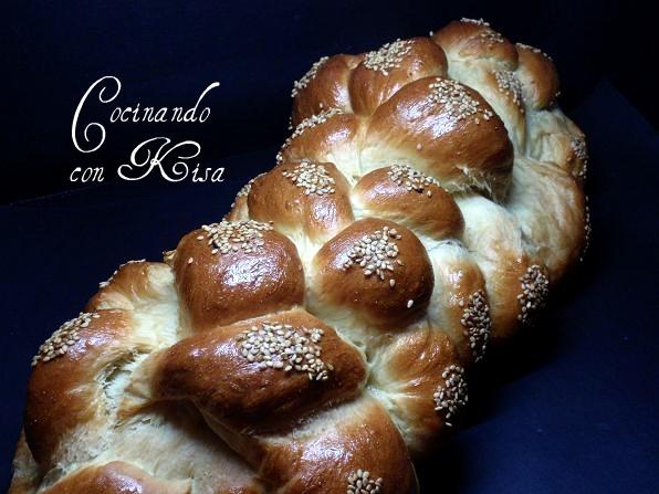 Hacer pan judio