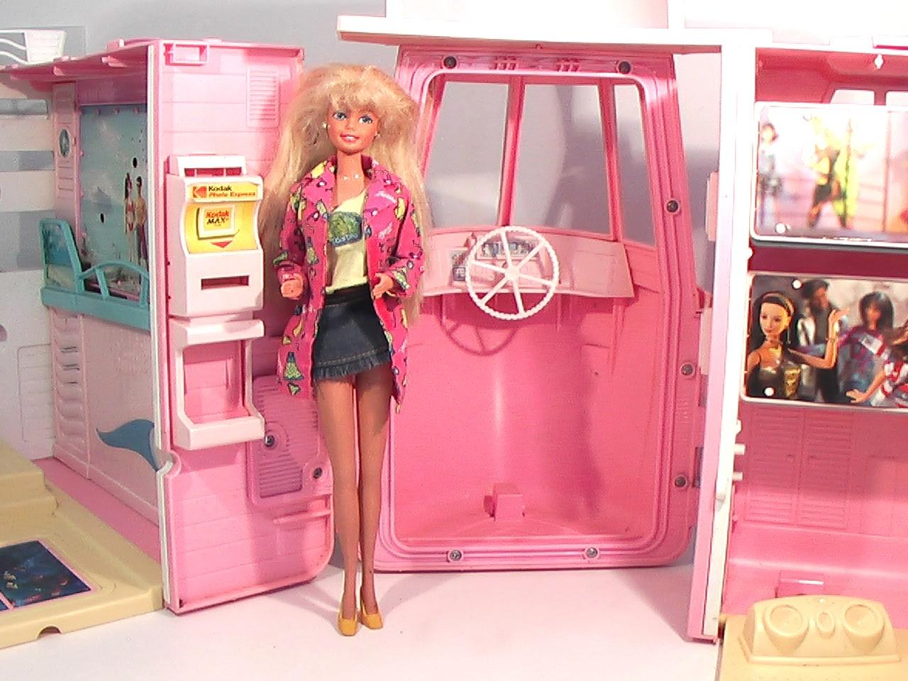 Barbie Brinquedo Antigo Mattel Jogo Puzzle 100 Pecas 90/00 - R$ 40 ...