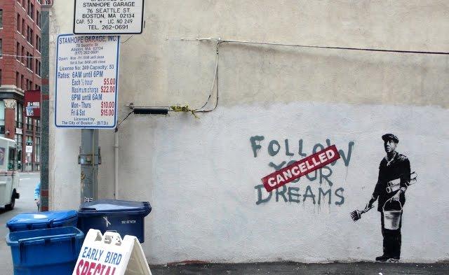 Banksy's
