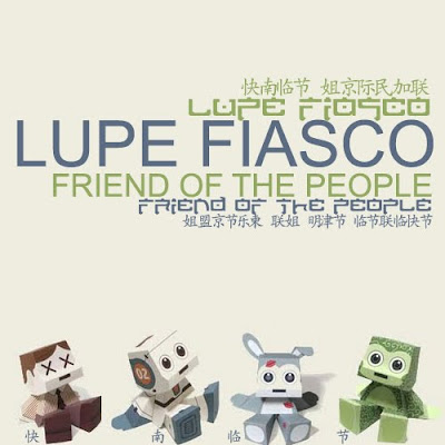 Lupe Fiasco - Friend of the People