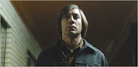 Bardem as Anton Chigurh