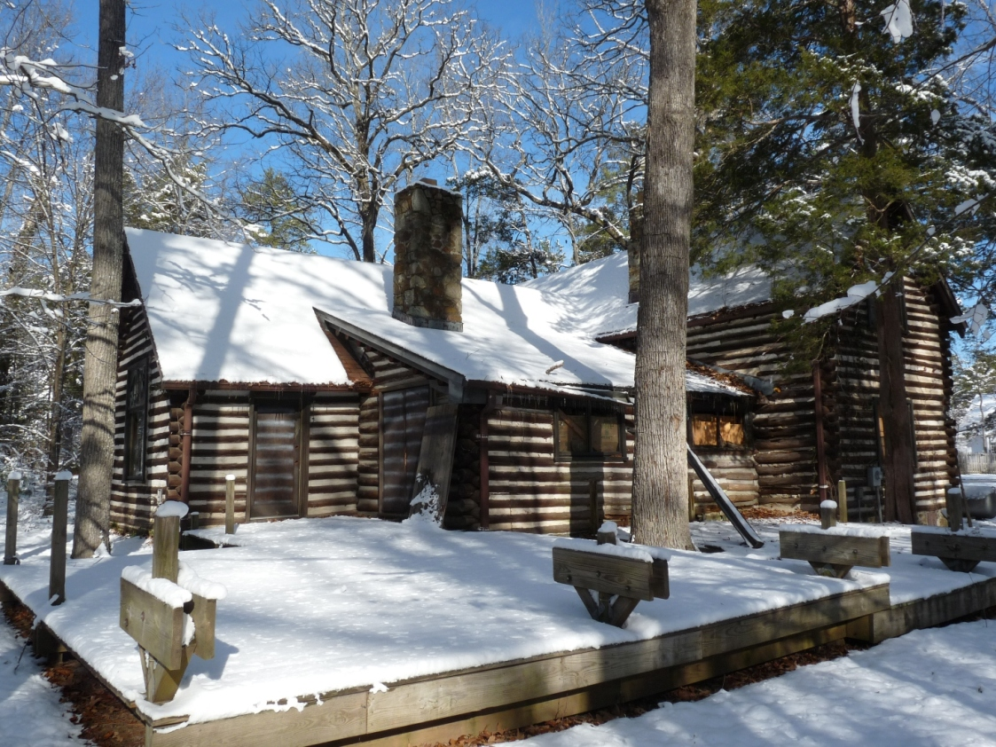 Log Cabins North Carolina And Grand Canyon Railway