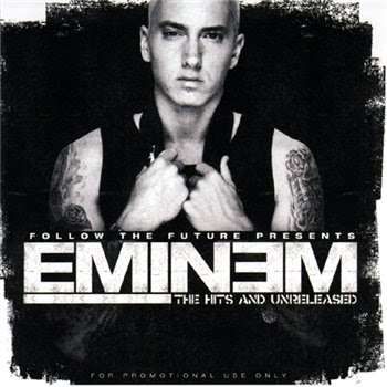 eminem album cover
