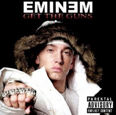 Eminem - Get The Guns Album Artist : Eminem Album Title : Get The Guns
