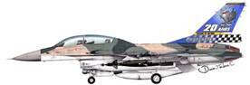 F-16A Venezolano 3