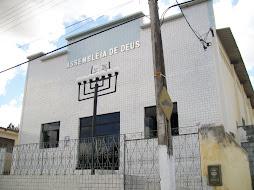 TEMPLO CENTRAL DA ASSEMBLEIA DE DEUS