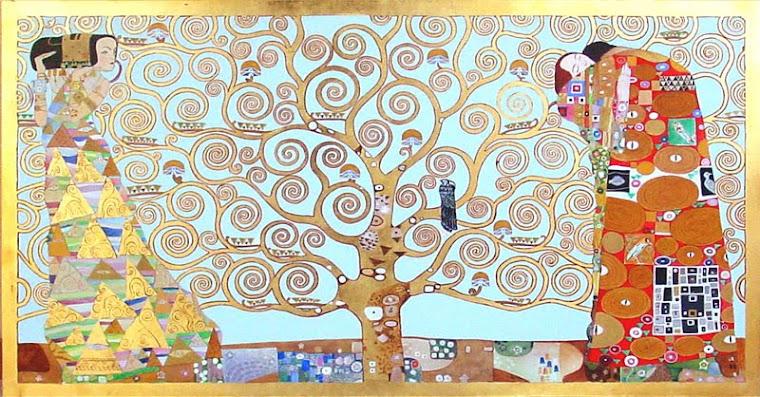 L' albero della vita di Gustave Klimt