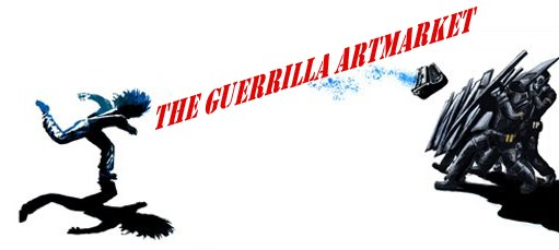 the guerrilla art market