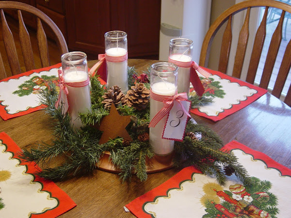 European Advent Wreath