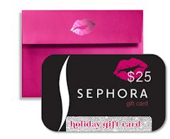 Sephora Holiday Contest !!