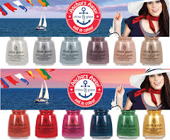 GIVEAWAY! China Glaze Anchors Away! from Aurora's Nails