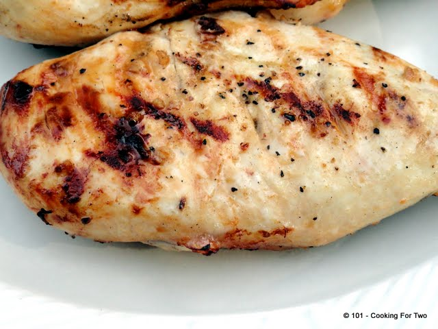 Healthy Quick Lemon Garlic Marinade Grilled Chicken | 101 Cooking For ...