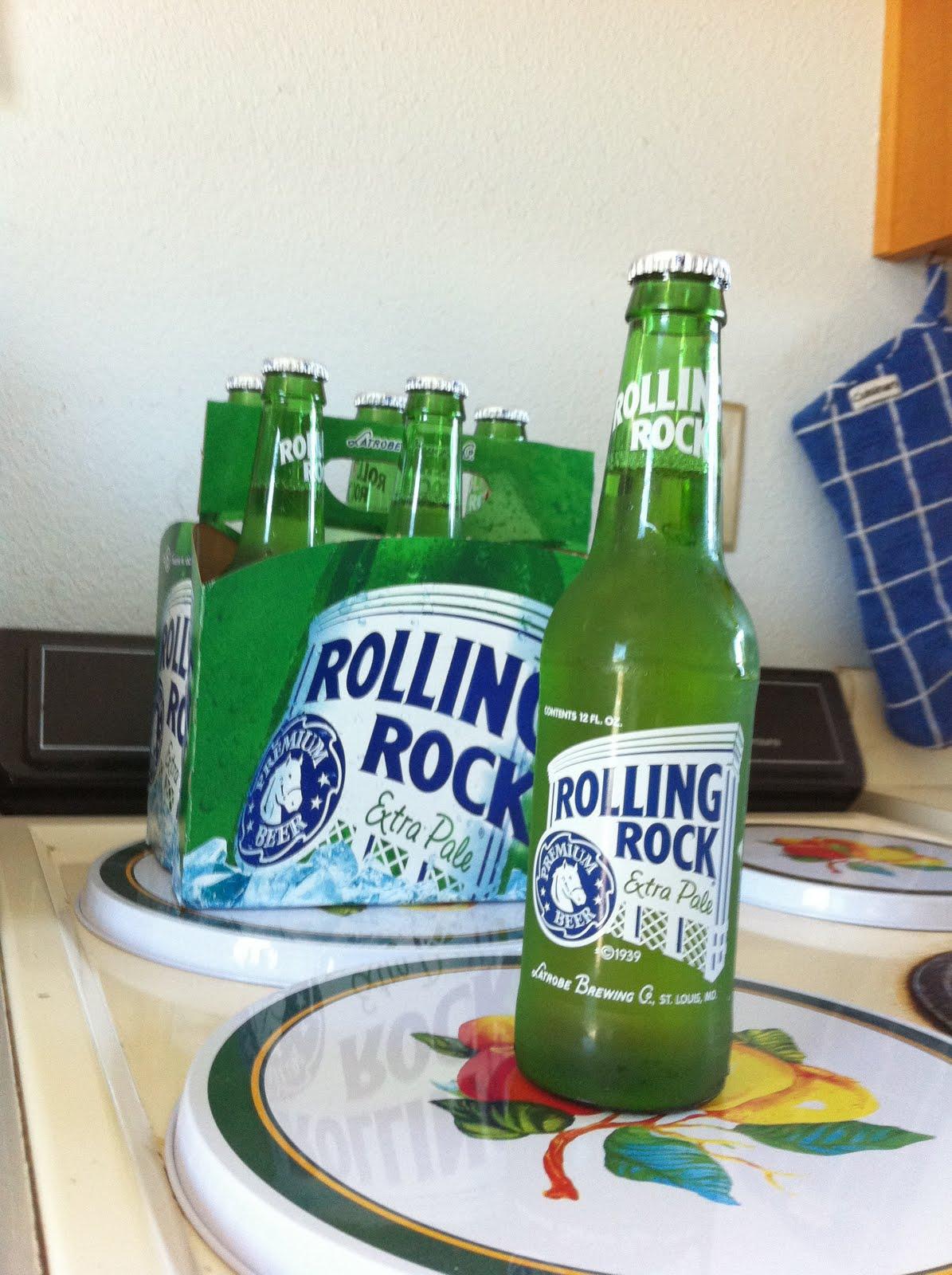 godfinger rolling rock extra pale games u0027n beer