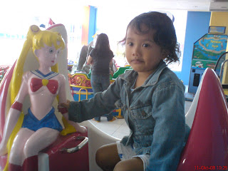 Dhea and Sailormoon