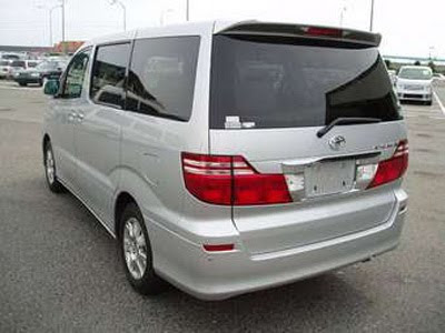 2009 Wald Toyota Alphard. Toyota Alphard is a luxury MPV