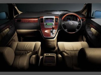 2009 Wald Toyota Alphard. Alphard Hybrid uses quot;by-wirequot;