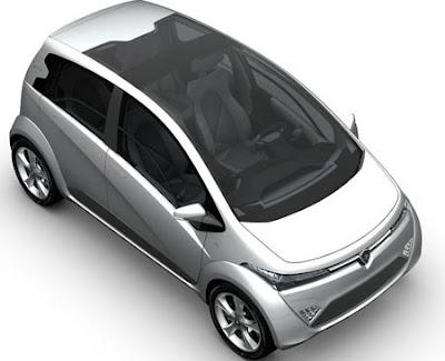 Modern Automotive Luxury Cars Italdesign Emas Concept