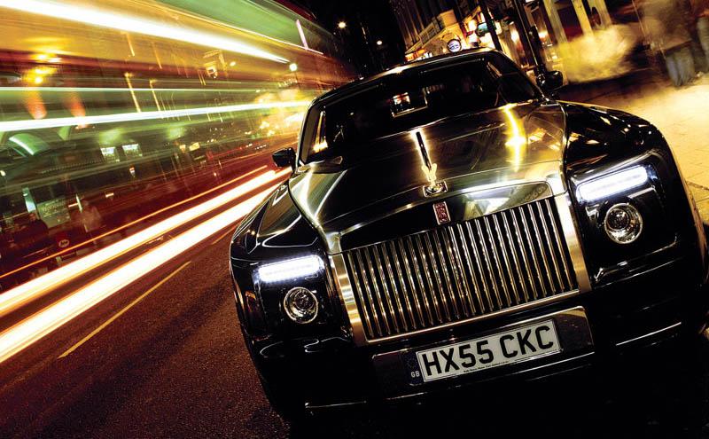 Automotive Automobile Rolls Royce 101ex