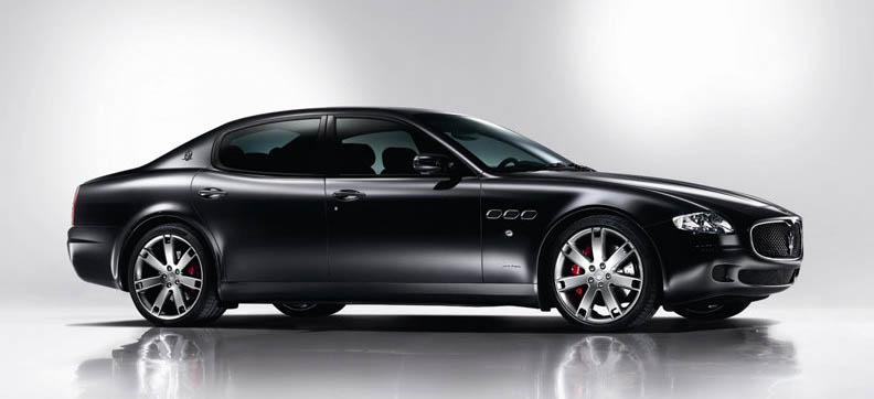 Sahuri Blog Maserati Quattroporte Sport Gt S