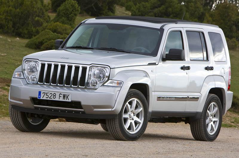 CAR MODIFICATIONS Jeep Cherokee