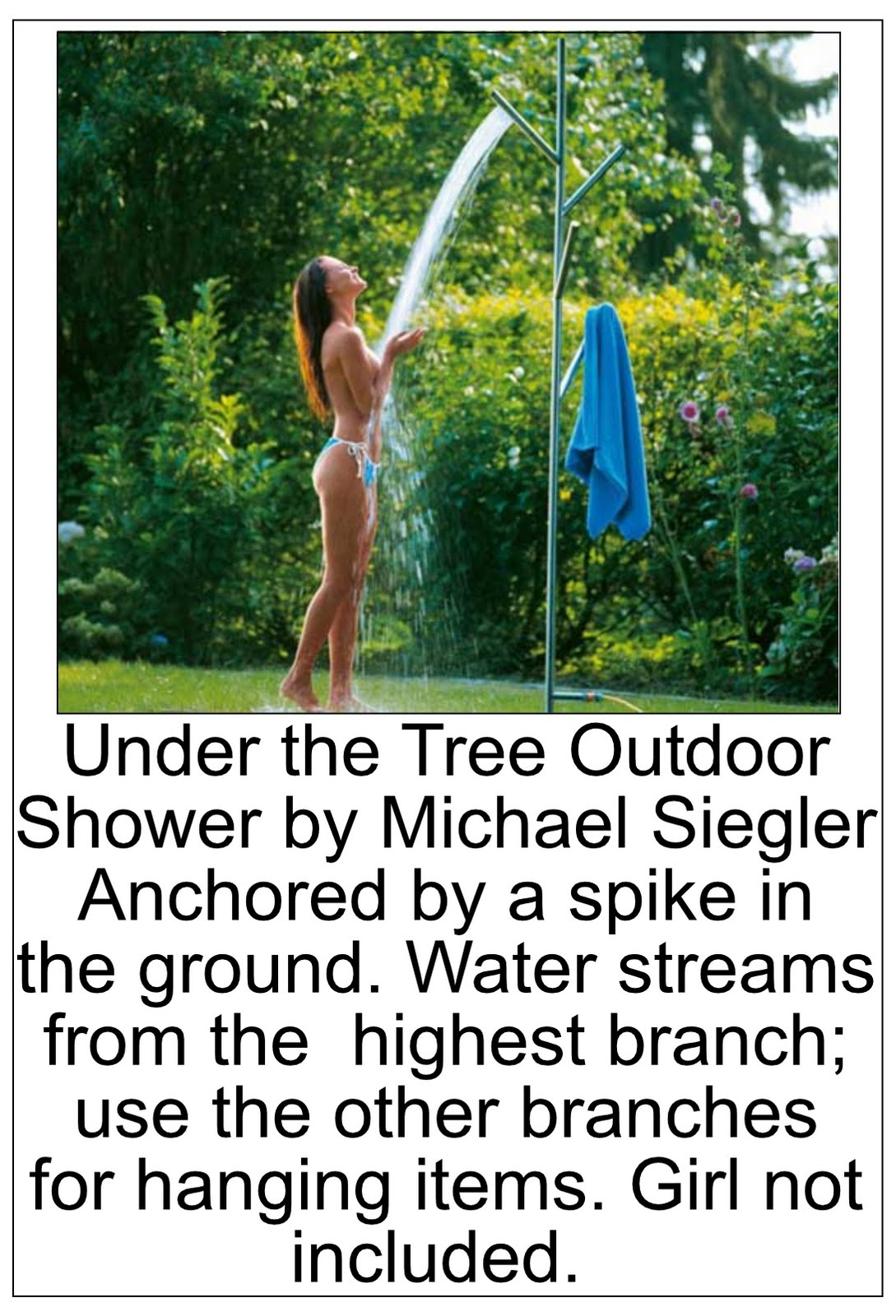 Outdoor Showers Michael Siegler