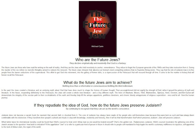 The future Jew