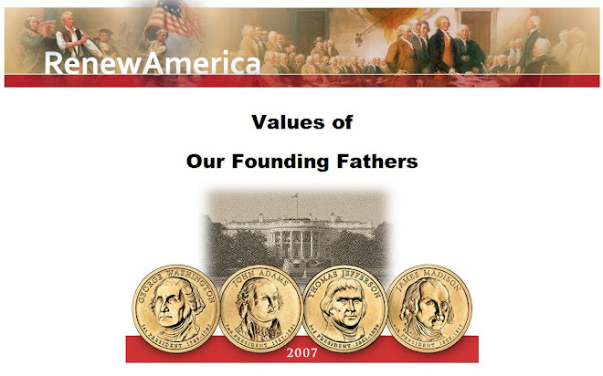 Values of Our Founding Fathers