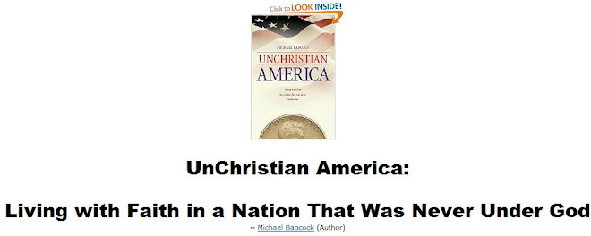 a Nation That Was Never Under God