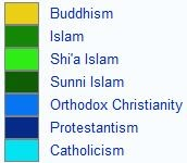 State religion legend - Wikipedia