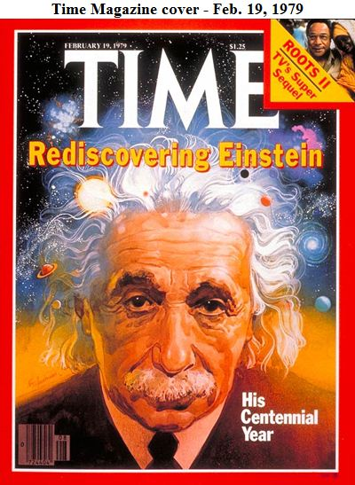 Time Magazine cover - Feb. 19, 1979