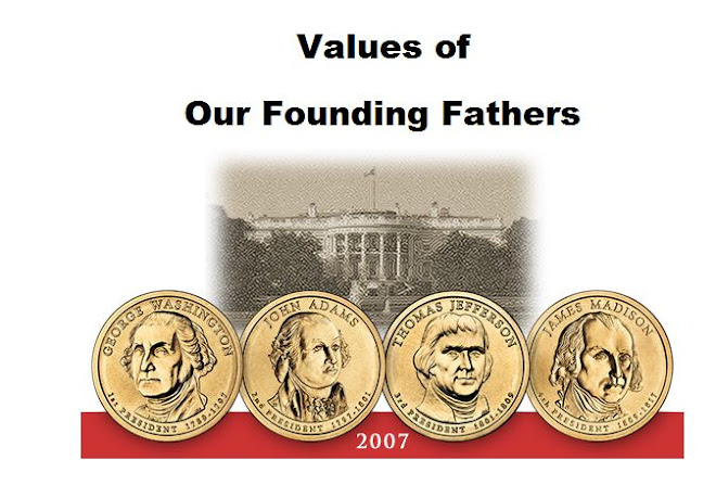 Values of the founding fathers