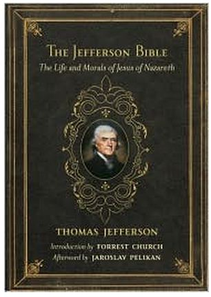 Thomas Jefferson rejected the divinity of Christ and is best described as Post-Christian