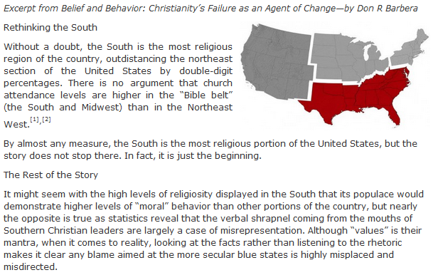 Rethinking the South - click image to continue reading