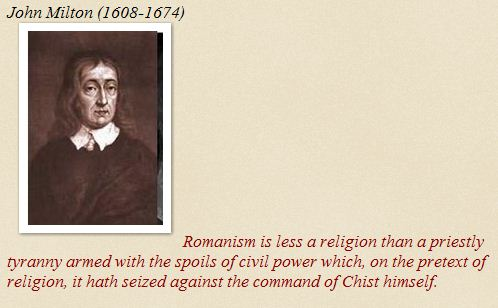 less a religion than a priestly tyranny