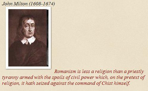 less a religion than a priestly tyranny