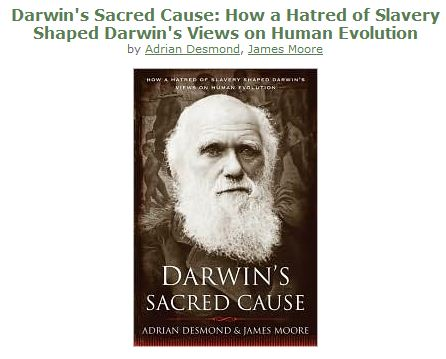 How a Hatred of Slavery Shaped Darwin's Views on Human Evolution
