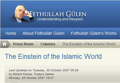 The Einstein of the Islamic World